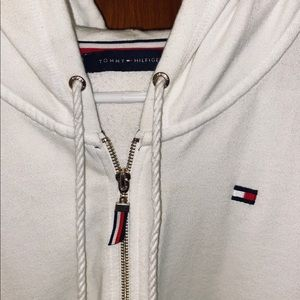 Tommy Hilfiger French Terry Zip Up